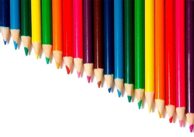 Lo que inspiran los colores