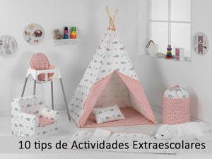 10 tips de Actividades Extraescolares